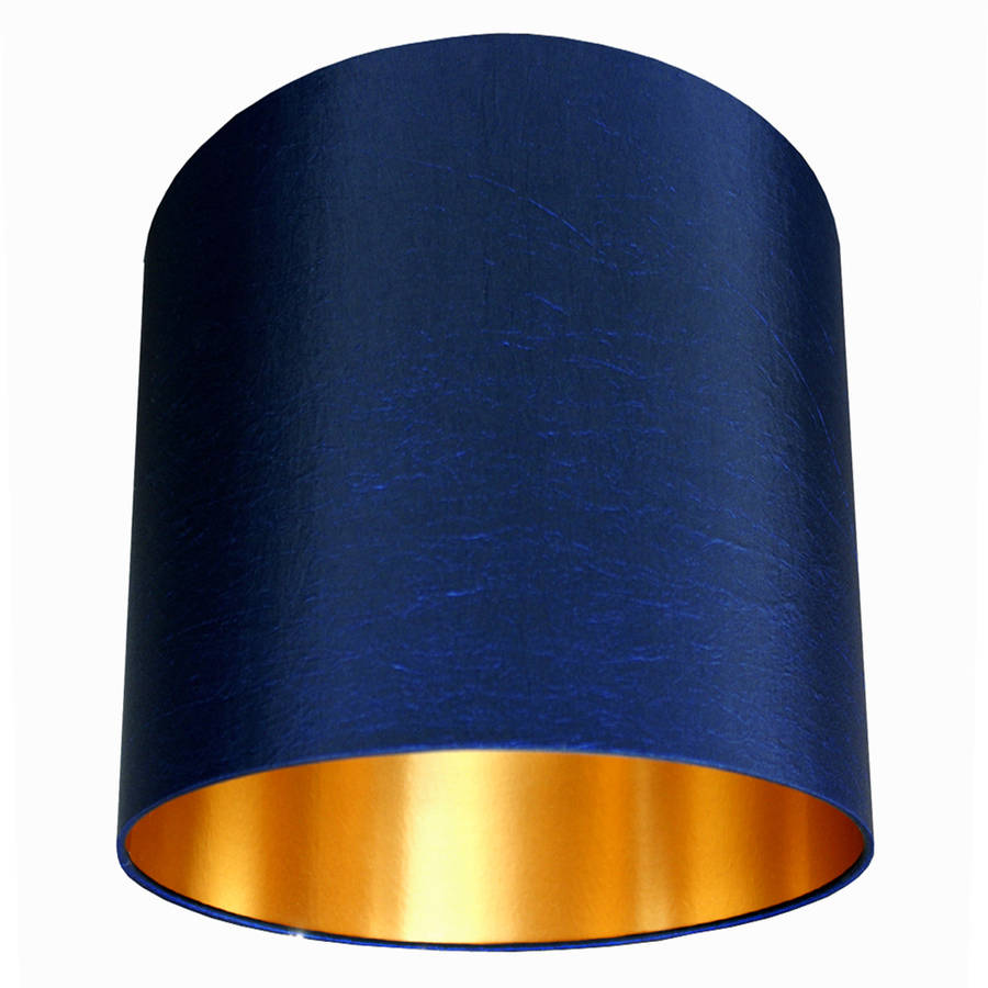 Navy Blue Lamp Shades Uk Home Decor