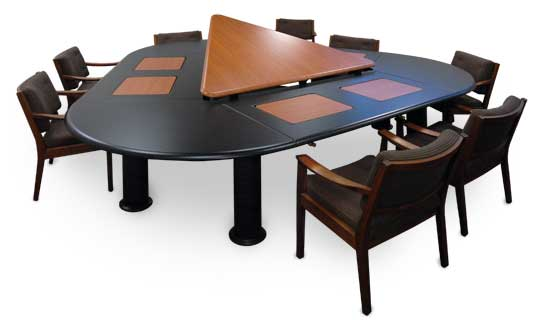 Style Wood Pakistan - Desk with conference table